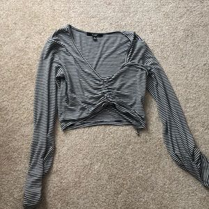 Crop top size extra small